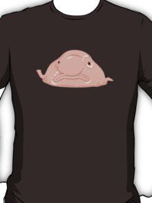 Blob Fish Funny Face Fish  T-Shirt
