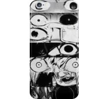 Kaneki - All stages - Tokyo Ghoul iPhone Case/Skin