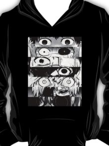 Kaneki - All stages - Tokyo Ghoul T-Shirt