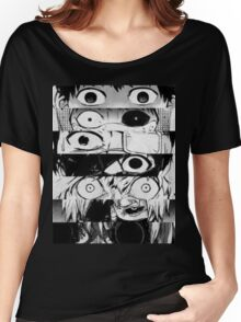 Kaneki - All stages - Tokyo Ghoul Women's Relaxed Fit T-Shirt