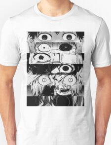 Kaneki - All stages - Tokyo Ghoul Unisex T-Shirt
