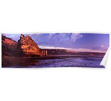 awakening cliffs Poster