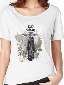 Fat bikers unite! Women's Relaxed Fit T-Shirt