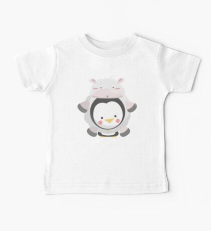 Penguin/Sheep Baby Tee