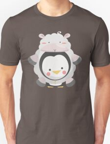 Penguin/Sheep Unisex T-Shirt