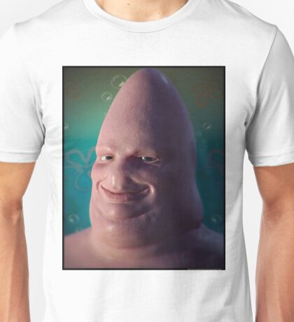 Over Realistic Patrick Unisex T-Shirt
