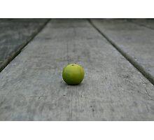 Lime No. 1 Photographic Print
