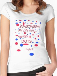 other days Women's Fitted Scoop T-Shirt