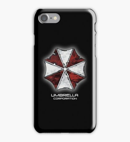 Umbrella Corporation iphone Case, iPod Case, iPad Case and Samsung Galaxy Cases iPhone Case/Skin