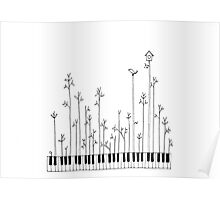 Let the music grow Poster