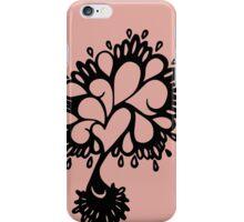 Doodle_heart iPhone Case/Skin