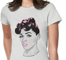 Janelle Monae Android Womens Fitted T-Shirt