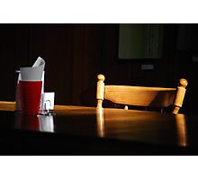 Empty..... Photographic Print