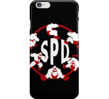 SPD - Spinning Piledriver  iPhone Case/Skin