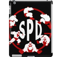 SPD - Spinning Piledriver  iPad Case/Skin