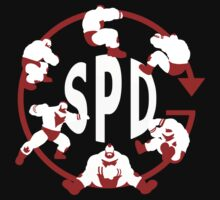 SPD - Spinning Piledriver  by LooseLou