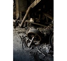 coal breaker Photographic Print