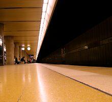 Schwabstrasse Station Stuttgart  by WayneD