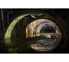 industrial Photographic Print