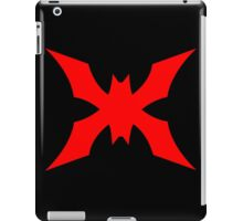Double Batman Beyond Logo iPad Case/Skin