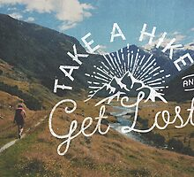 TAKE A HIKE by cabinsupplyco
