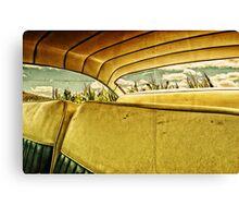 Corn park Canvas Print