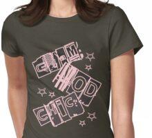 GlamModChic Womens Fitted T-Shirt