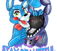FIVE NIGHTS AT FREDDY'S-Stay Bonbon by acidiic