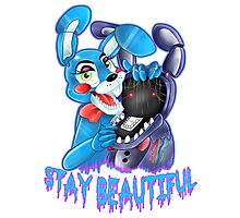 FIVE NIGHTS AT FREDDY'S-Stay Bonbon Photographic Print