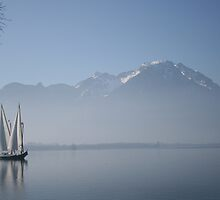 Fog On The Water by BigAl1