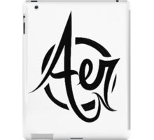 Aer iPad Case/Skin