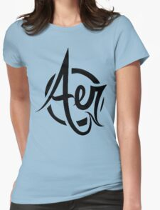 Aer Womens Fitted T-Shirt