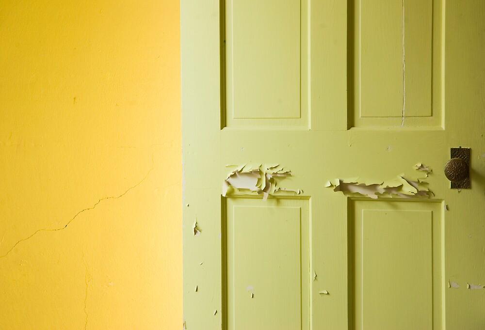 yellow door by rob dobi