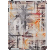 Pastel Colored Abstract Background iPad Case/Skin