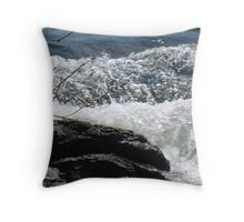 River in Tennessee Throw Pillow