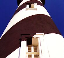 St. Augustine Lighthouse by Harlan Mayor
