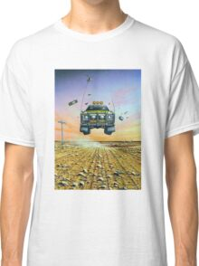 Are We There Yet - Feral Ute Classic T-Shirt