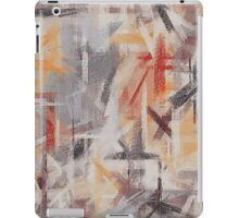 Pastel Colored Abstract Background #3 iPad Case/Skin