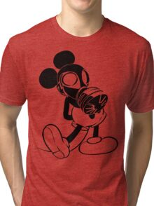 Gas Mouse Tri-blend T-Shirt