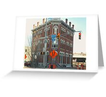 Signs....  Greeting Card