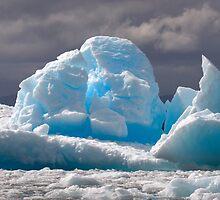 Blue Berg (San Rafael) by Krys Bailey