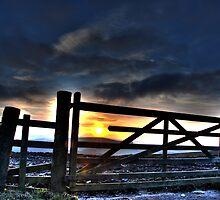 Broken Sunset by Craig Maguire