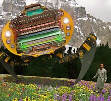 The Chitral چترال Doctor unveils the Bedford Truck Landwalker by Kenny Irwin