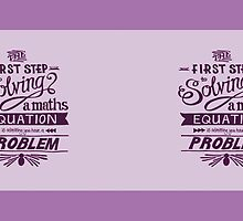 Steps to Solving Equations by Ann Douthat
