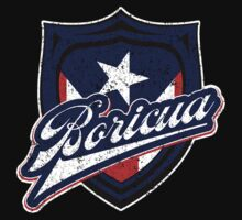 Boricua Badge by CreativoDesign