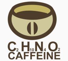 CAFFEINE C2H10N402 by SofiaYoushi