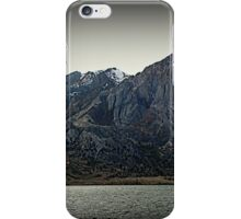 Convict Lake Eastern Sierras iPhone Case/Skin