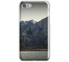 Convict Lake Eastern Sierras iPhone Case/Skin