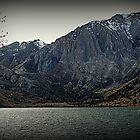 Convict Lake Eastern Sierras by Lynn Bawden