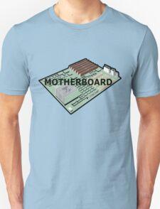 MOTHERBOARD COMPUTER Unisex T-Shirt